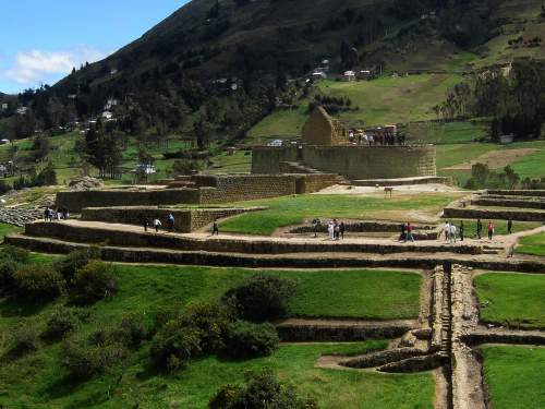 51 BEST NATIONAL PARKS OF ECUADOR [AND NATURE RESERVES]:  THINGS TO DO IN ECUADOR: Ingapirca Ruins, Ecuador: UNESCO Heritage Site
